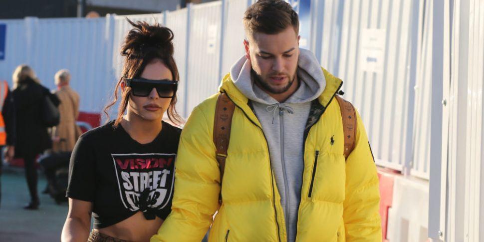 Little Mix's Jesy Nelson & Chr...