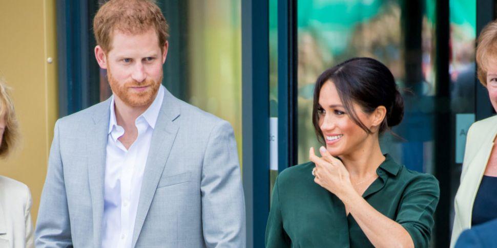 Meghan Markle & Prince Harry W...