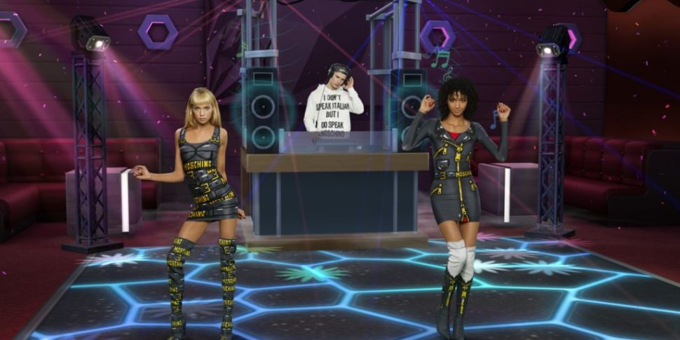 Image result for Moschino X The Sims!