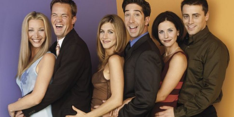 A Friends Musical Is Coming To...