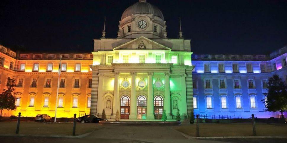 Queer Action Ireland Not Takin...