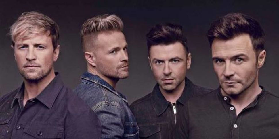 Westlife Announce Support Acts...