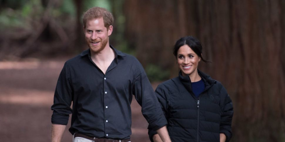 Meghan And Harry Have Named Th...
