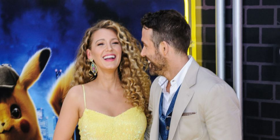 Blake Lively Reveals Baby Bump...