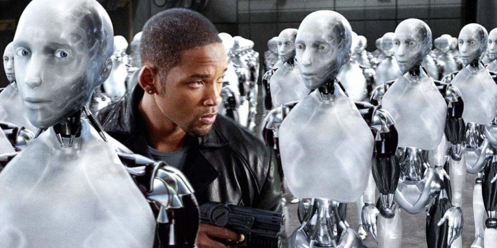 Ireland's 'Stevie II' Robot Un...