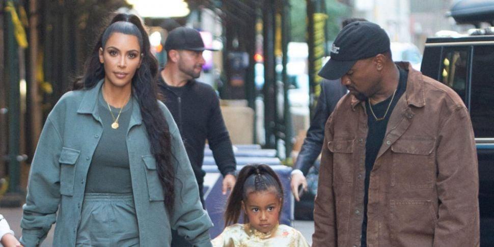 Kim Kardashian And Kanye West...