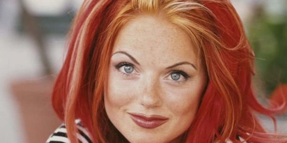 Geri Halliwell Has Dyed Her Ha...