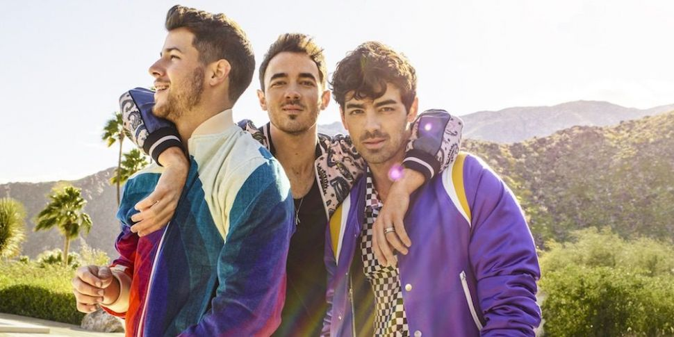 The Jonas Brothers Announced T...