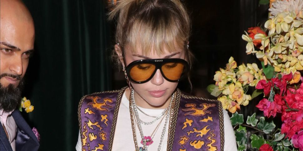 Miley Cyrus Speaks Out About H...