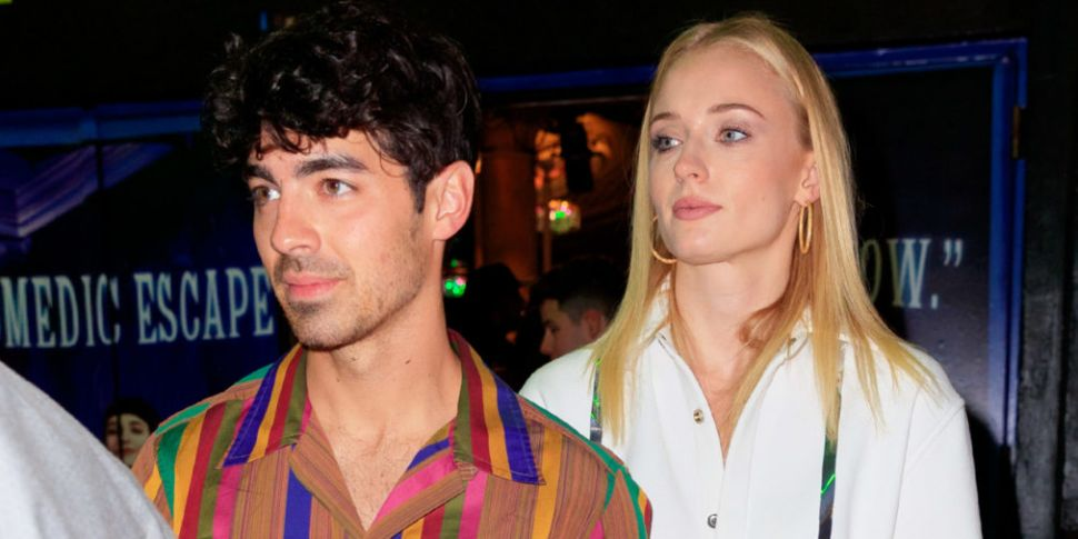 Sophie Turner Reveals Joe Jona...