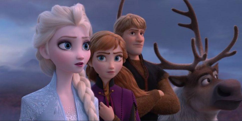 WATCH: Disney Release Brand Ne...