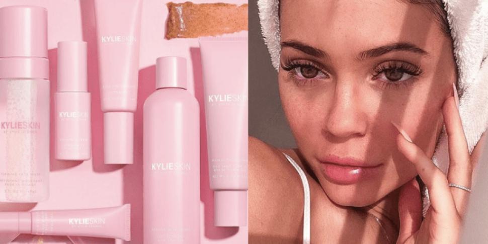 Win A Full Kylie Skin Set & Tr...