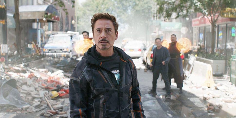 Tony Stark's Avengers: Endgame...