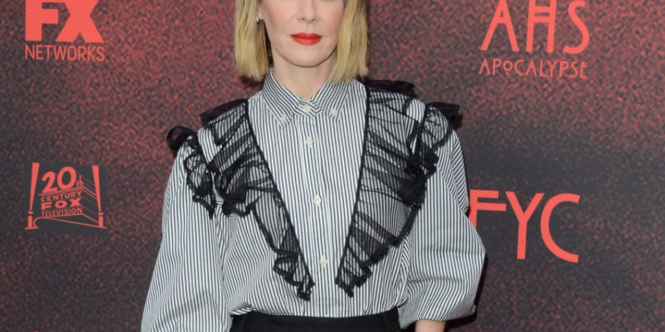 Sarah Paulson Won't Star in AH...