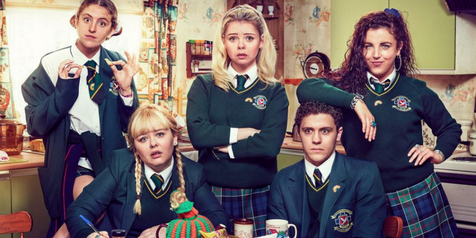 Derry Girls Seaons One Is Now...