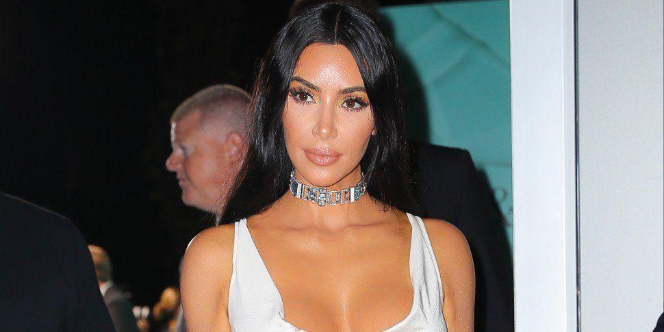 Kim Kardashian Is Asking The U...