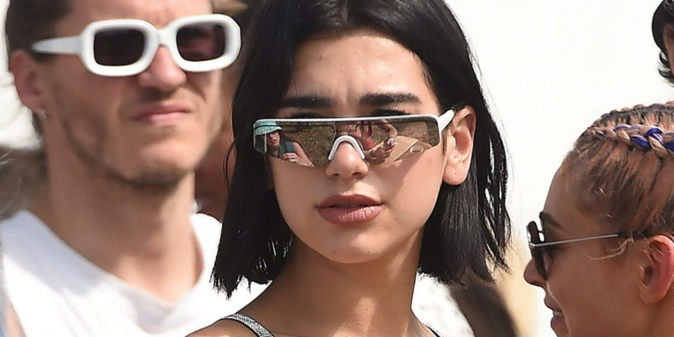 It Looks Like Dua Lipa Is Dati...