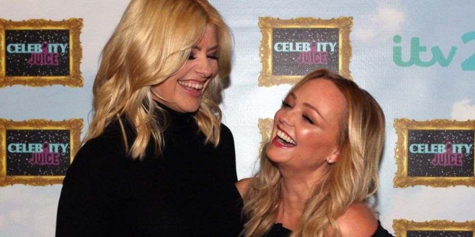 Mel B Claims Holly Willoughby...