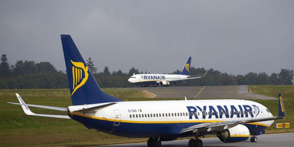 Irish-based Ryanair Pilots To...