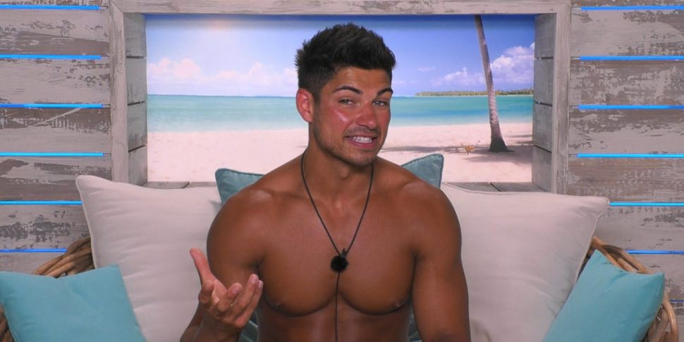 Love Island's Anton Says Greg...