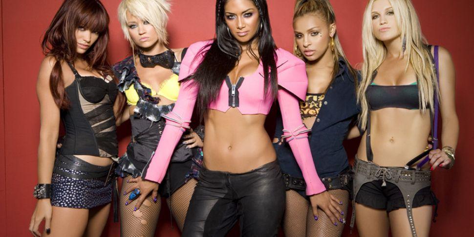 The Pussycat Dolls 'Sign Mega...