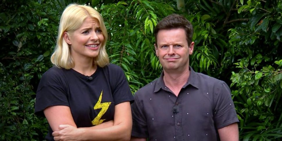 The I'm A Celeb Set Is Under T...