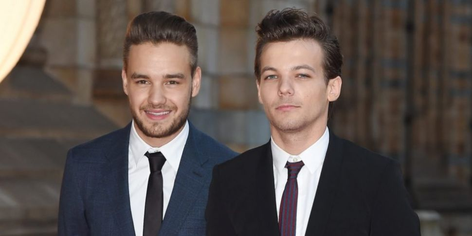 Liam Payne Says He And Louis T...