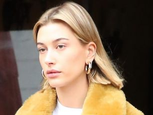 Hailey Bieber Opens Up About H...