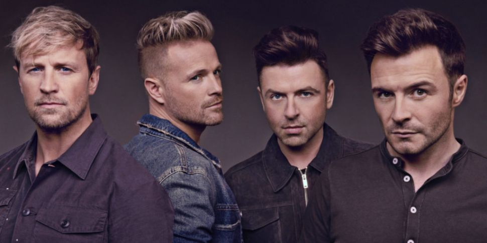 Westlife's New Single 'Better...