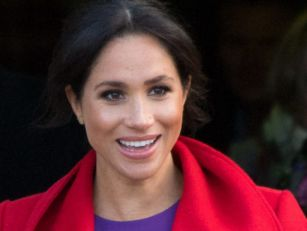 Meghan Markle Reveals Her Due...
