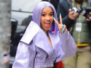 Cardi B Weighs In On Governmen...