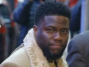 WATCH: Kevin Hart Shares Jokes...