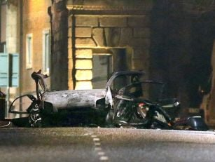 Car Used In Derry Bomb Was Hij...