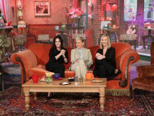 Ellen Stages Mini Friends Reun...