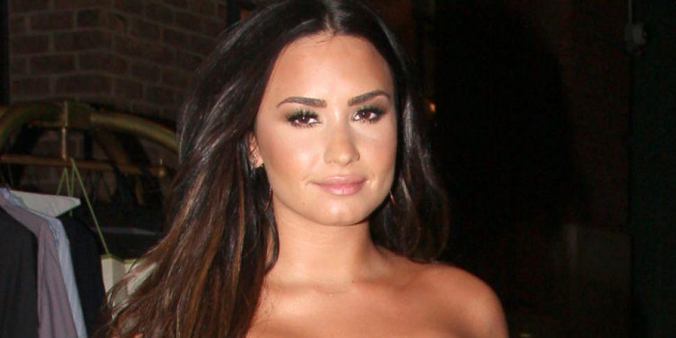 Demi Lovato Deletes Twitter Af...