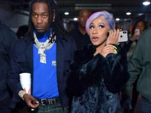Cardi B Hints That She Wants B...