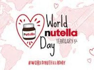 Delish Recipes For World Nutel...