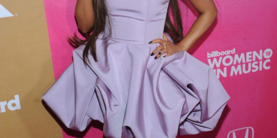 Ariana Grande Sued Over 'God I...