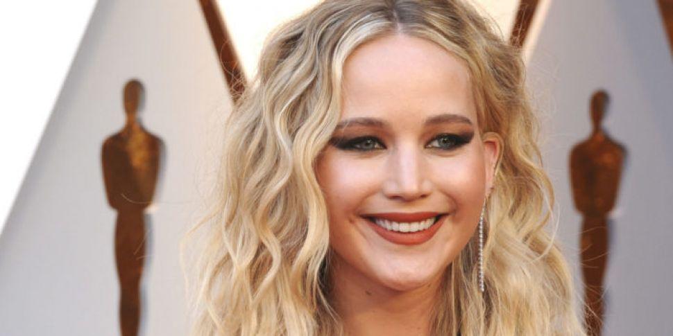 Jennifer Lawrence Is Engaged T...