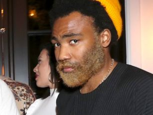 Childish Gambino Has Bleached...