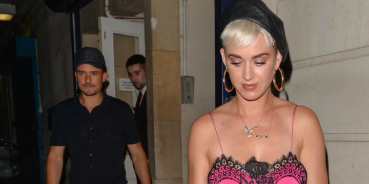 Katy Perry and Orlando Bloom A...