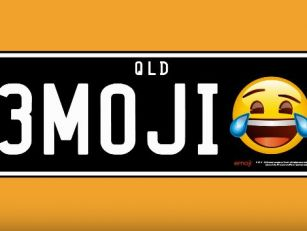 Emoji Licence Plates To Be Lau...