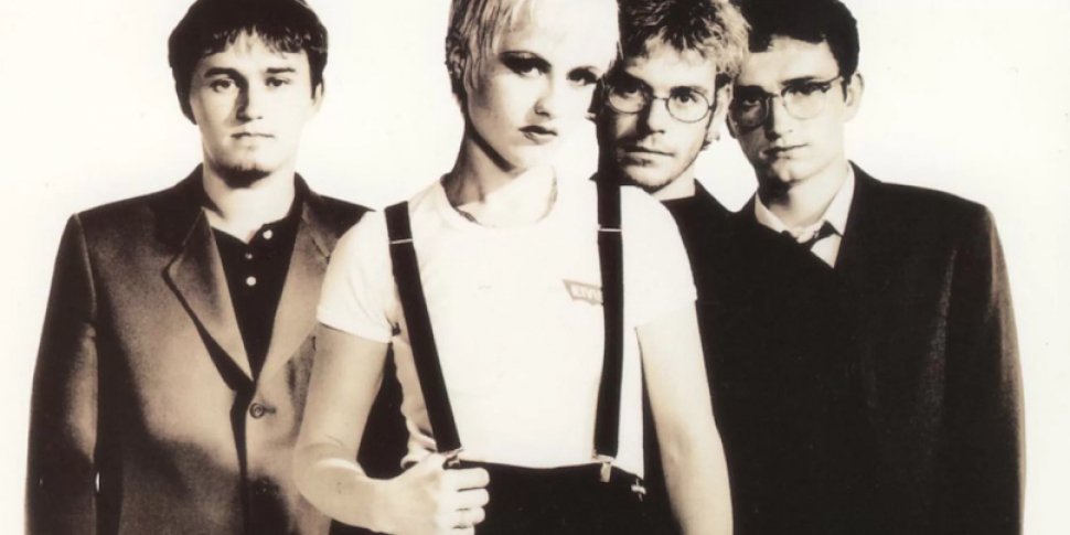 Limerick Band The Cranberries...