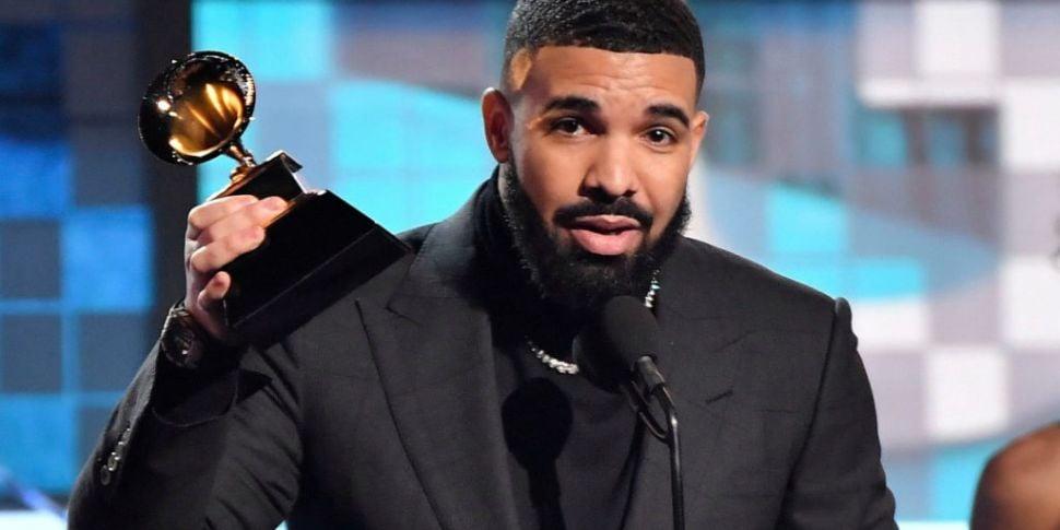 Drake's Speech Cut Off After H...