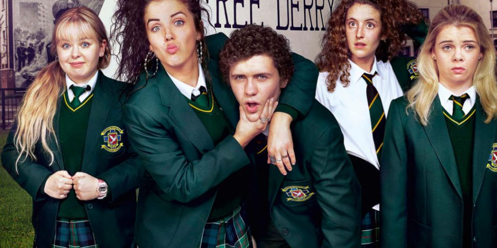 Derry Girls Season Two Will Ai...