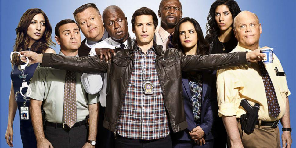 Brooklyn Nine-Nine Season 5 Ha...