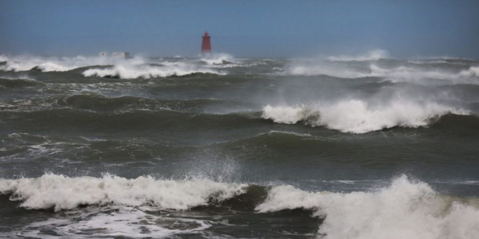 High Winds And Rain As Storm G...