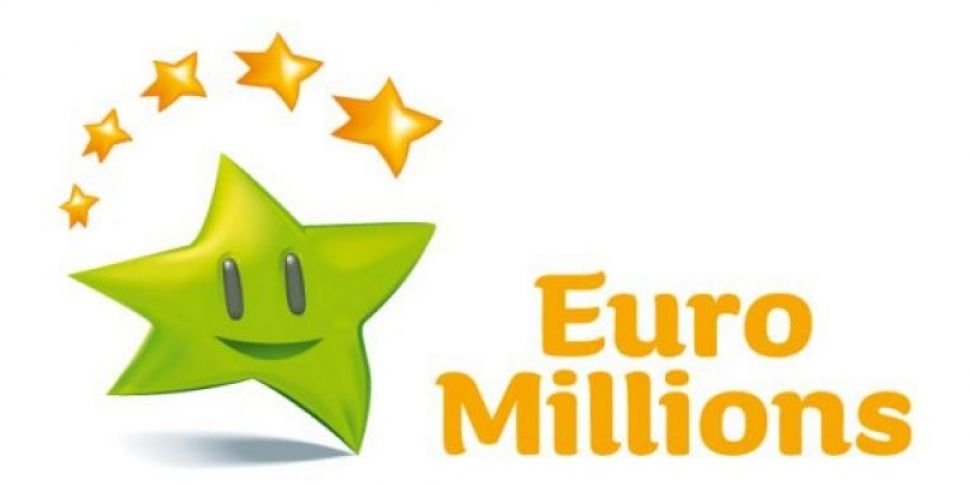 The EuroMillions Jackpot Of €1...
