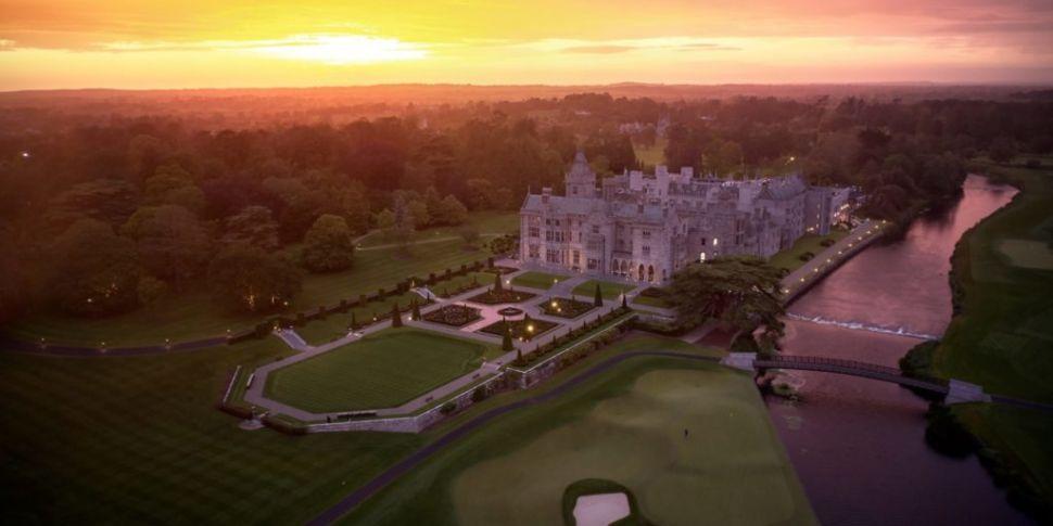 Adare Manor Voted IAGTO Europe...