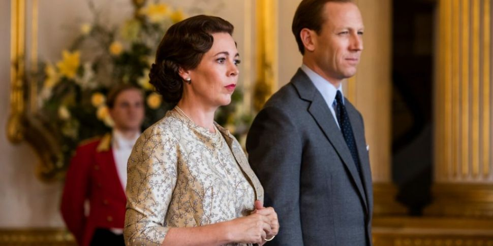 Official Trailer For The Crown...